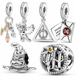 2020 Harry Potter Collection Charm Pandora 925 Sterling Silv