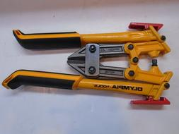 OLYMPIA TOOLS COMPACT FOLDABLE POWER GRIP BOLT CUTTERS
