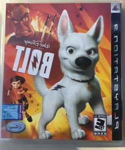 Disney's Bolt  Complete, Clean, Free Shipping