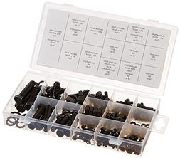 240 Piece Metric Nut and Bolt Kit