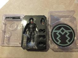 Mezco One:12 Collective Black Bolt Figure ONLY NO LOCKJAW
