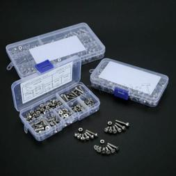 Stainless Steel Allen Bolts With Hex Nuts Screw Repairment A