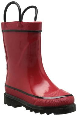 Toddler Western Chief 'Firechief 2' Rain Boot, Size 5 M - Re